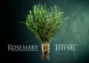 Rosemary and Thyme logo