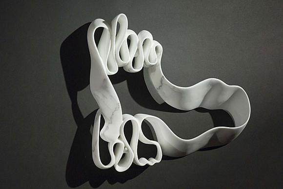 Marble Ribbon by Elizabeth Turk
