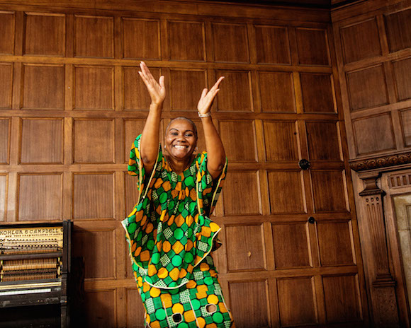 Naomi Gedo Diouf. | Photo: Gregory Bartning.