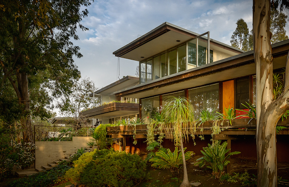 Neutra Colony residential historic district | Photo: Stephen Schafer, Schafphoto.com