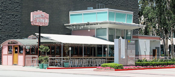 Phil's Diner | Photo: Wikimedia Commons