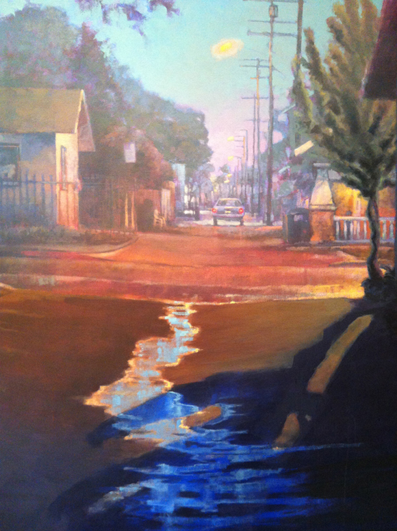 Wednesday Morning at Five O'Clock as the Day Begins, Kevin Stewart-Magee for Common Tread. Courtesy of Artist.