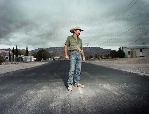 Ray, Beatty, Nevada