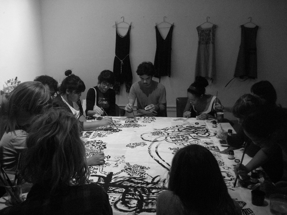 Sumi Smockshop meet up