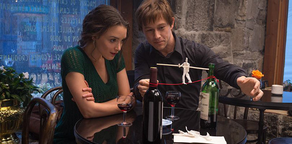 """Charlotte Le Bon as Annie and Joseph Gordon-Levitt as Philippe Petit in """"The Walk."""" 