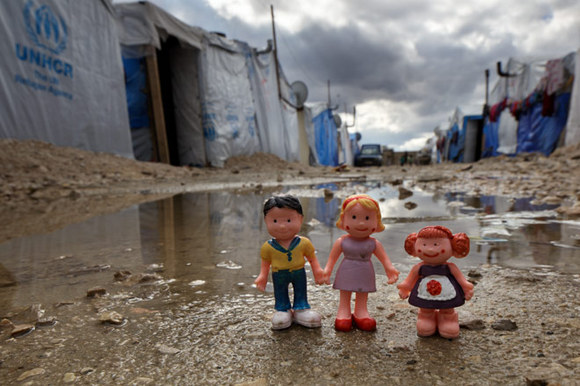 WAR-TOYS Lebanon.   Photo: Brian McCarty.