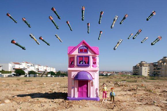 WAR-TOYS Israel.   Photo: Brian McCarty.