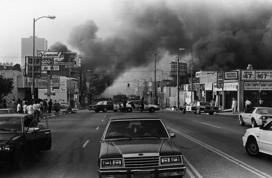 L.A. Riots | Photo: Courtesy of LAPL.