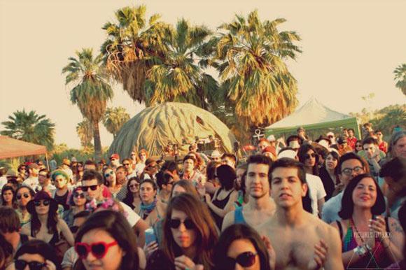 Desert Daze 2013 | Photo courtesy of Moon Block Party.