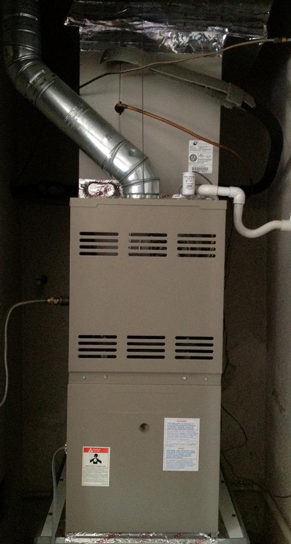 HVAC Unit.   Photo: Courtesy of Tyler Stallings.