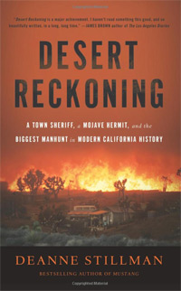 Book cover for Desert Reckoning by Deanne Stillman. | Courtesy of the author.
