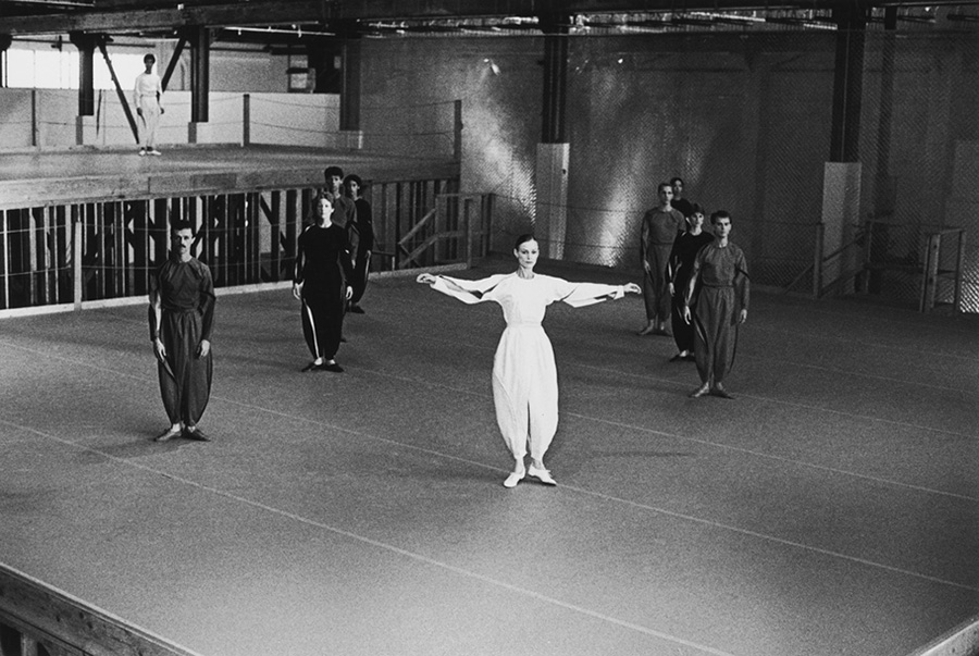 """Available Light"" dress rehearsal. | Photo: Grant Mudford."