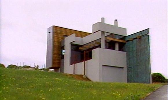 Thom Mayne's Crawford House