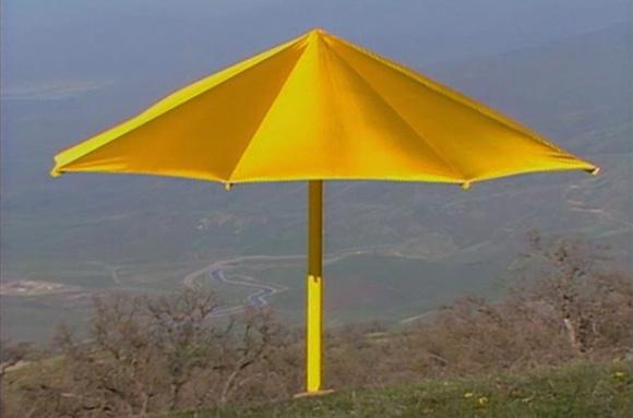 "Christo, ""The Umbrellas"""