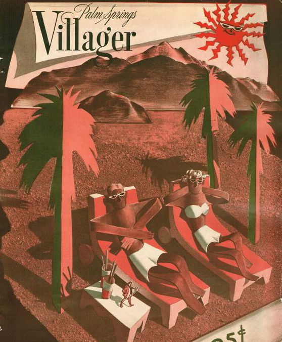 Palm Springs Villager.