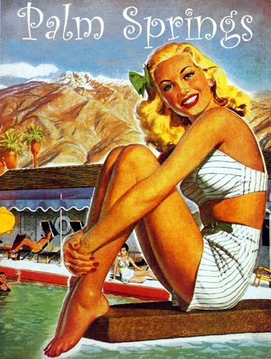 Palm Springs Resort.