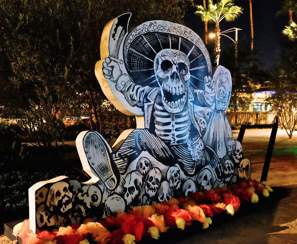 Photo: Courtesy of Anaheim Halloween Parade.