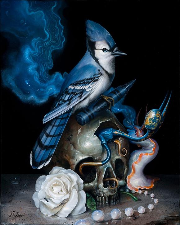 """Azul"" | CRAOLA."