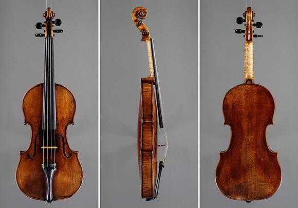 """Beechback"" Stradivarious | Photo: Courtesy of Peter Beare"