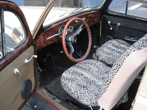 Old bug interior | Courtesy www.oldbug.com.