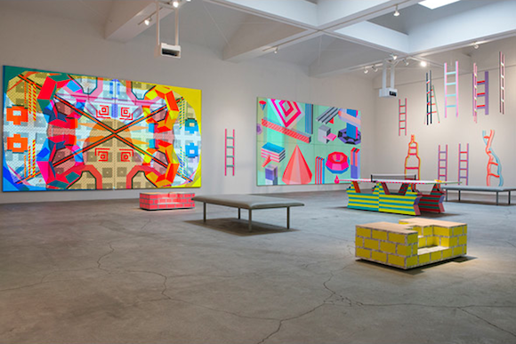 Installation view, 2015. | Photo: Courtesy Ace Gallery Beverly Hills.