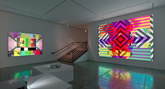 Installation view, 2015.   Photo: Courtesy Ace Gallery Beverly Hills.