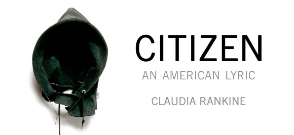 """Citizen: An American Lyric"" book cover."