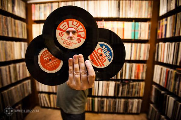 Lucas McFadden aka DJ Cut Chemist | Photo: © Copyright Eilon Paz