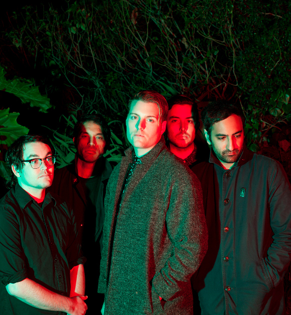 Deafheaven. | Photo: Kristen Cofer.