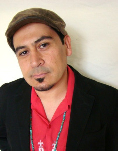 Author Tim Z. Hernandez.