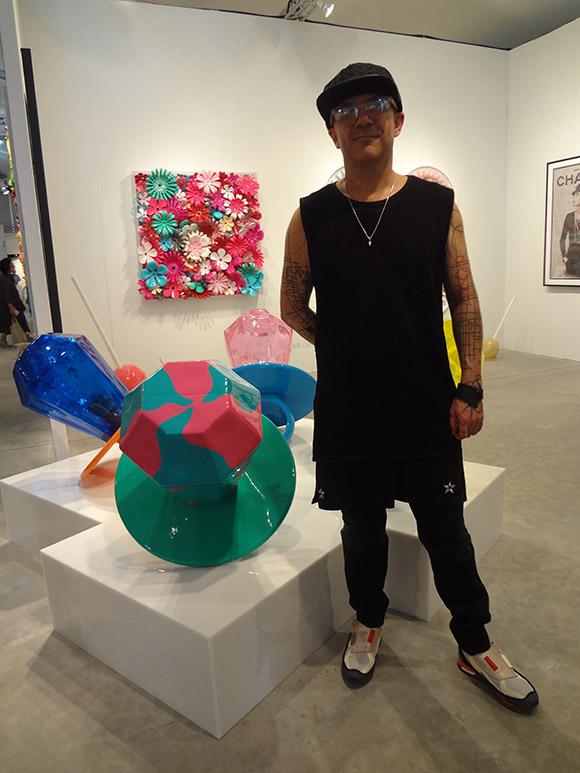 Desire Obtain Cherish for Unix Gallery Art Miami