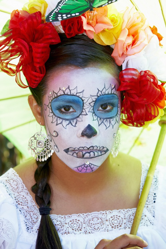 Dia De Los Muertos | Photo:Colin Young-Wolff.