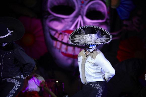 Dia De Los Muertos | Photo: Colin Young-Wolff.