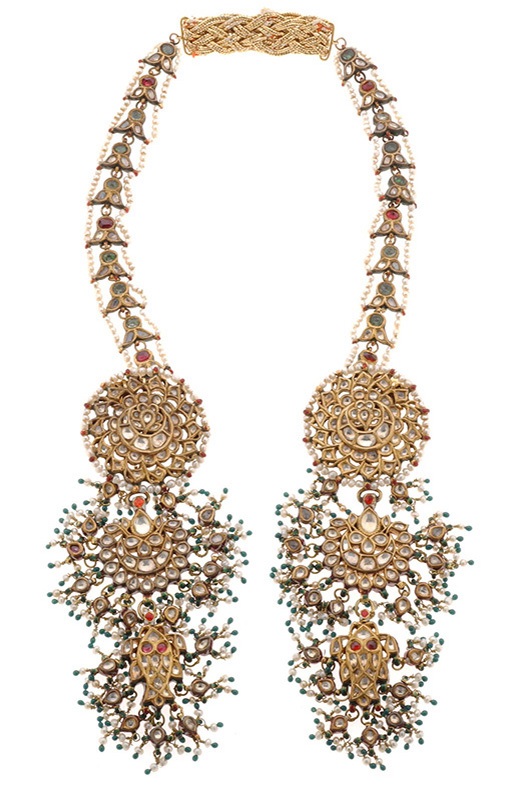 "Earrings, ""Doris Duke's Shangri La"""