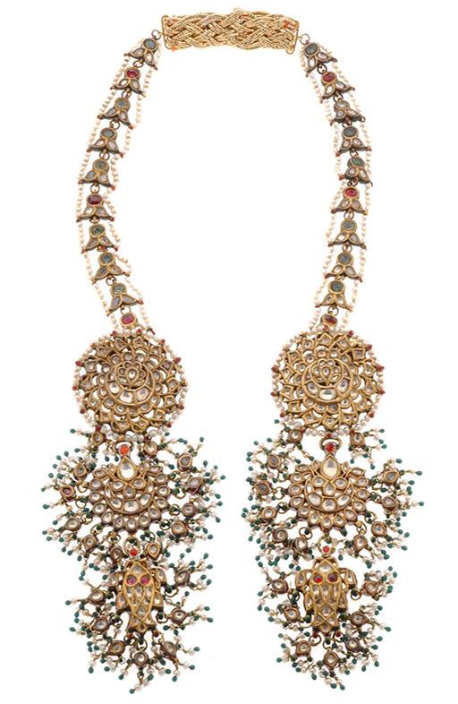 "Earrings, ""Doris Duke's Shangri La"""