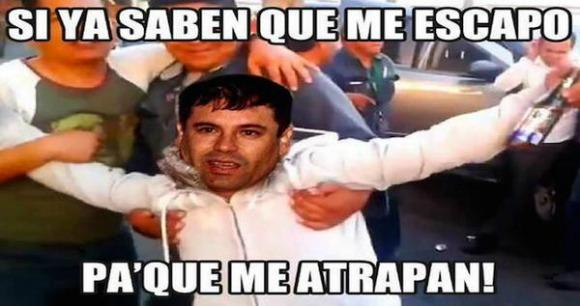 El_Chapo_meme_2 how social media inspired new corridos about el chapo's escape kcet