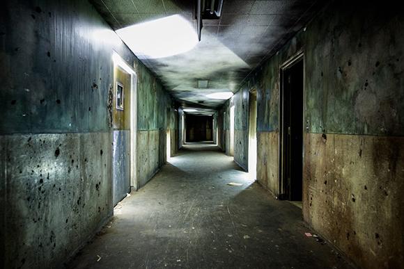 Hallway by Jeff Frost