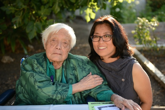 Grace Lee Boggs and Grace Lee | Courtesy of Grace Lee