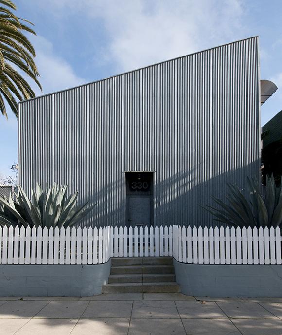 Hopper Residence | Photo: Larry Underhill.