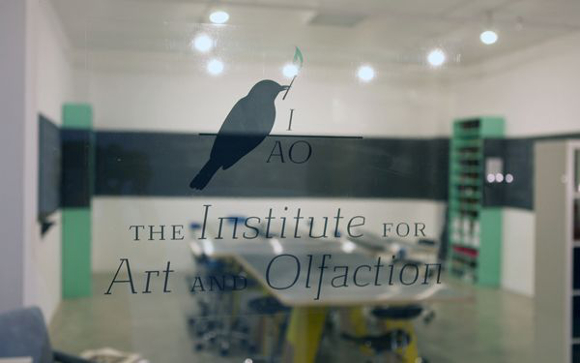 The Institute for Art and Olfaction lab.