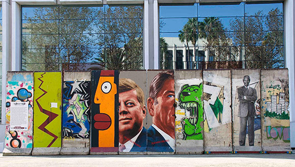 Image of Berlin Wall Project provided by The Wende Museum