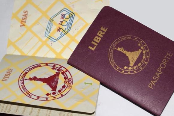 Omar Pimienta, Pasaporte Libre