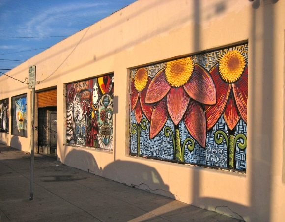 A.M.A.S.S Street Art   Photo Courtesy of Ethan Stewart.