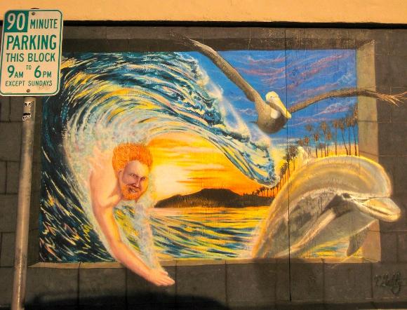 The Legal Street Art of Santa Barbara | KCET