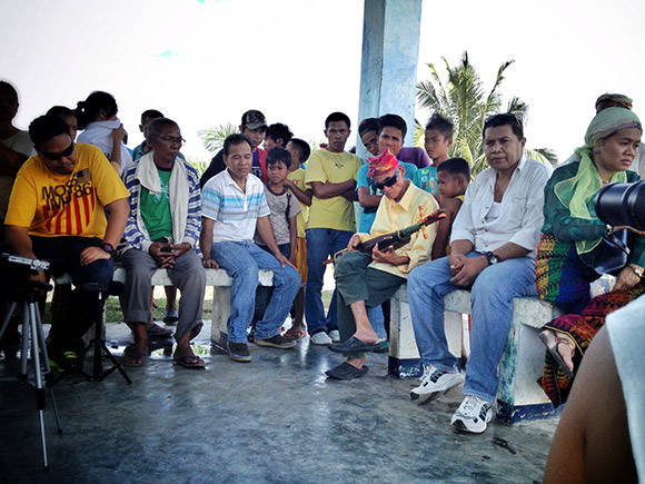"""Ishmael By River, """"The Cotabato Sessions"""""""