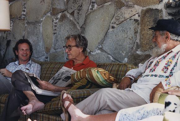 Jirayr Zorthian, Bret Davenport, Feynman