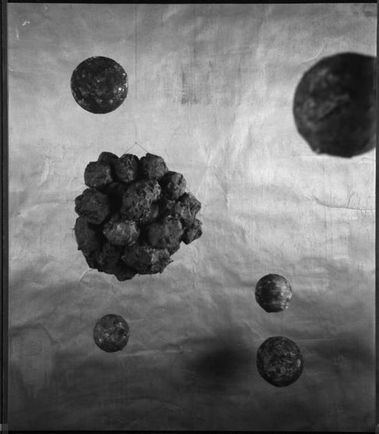 "Cells, 87CA1 1987-9, Internal Dye-diffusion Print, 20x24"""