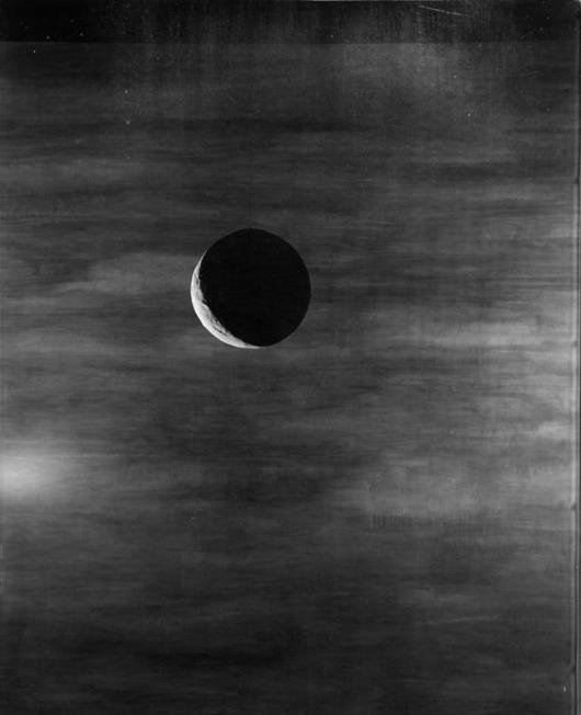"Moon, 88MOA1 1987-9, Internal Dye-diffusion Print, 20x24"""