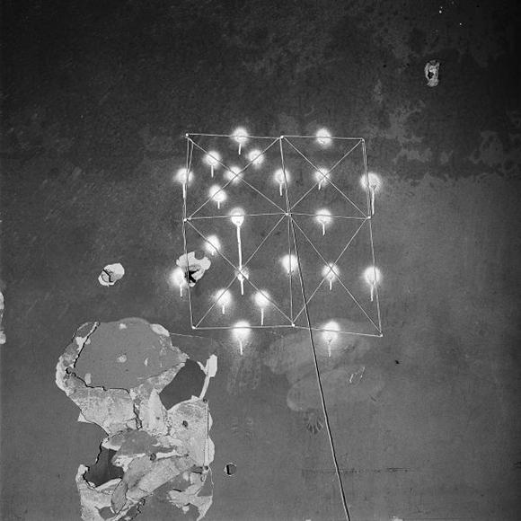 "Vandalism (1974), 14x11"", gelatin silver print"