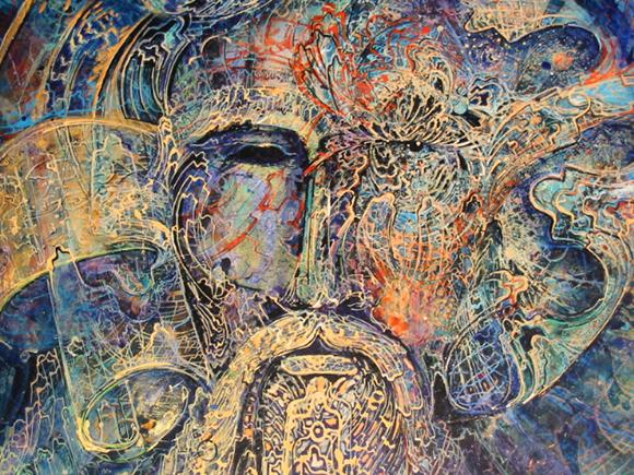 "Leigh J. McCloskey's ""Hieroglyph of the Human Soul"""